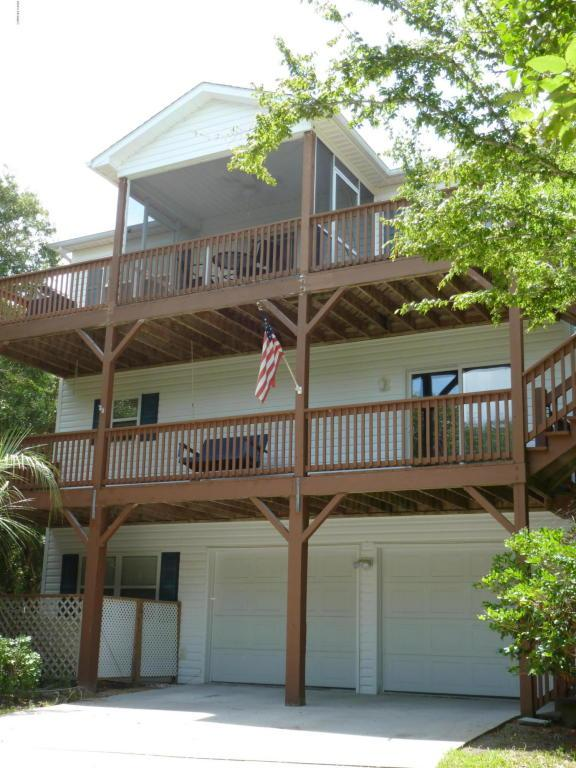 5713 Landing Court, Emerald Isle, NC 28594 (MLS #100069571) :: Century 21 Sweyer & Associates
