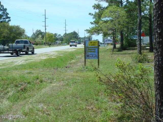 00 Hwy 172 Highway, Sneads Ferry, NC 28460 (MLS #100069590) :: Courtney Carter Homes