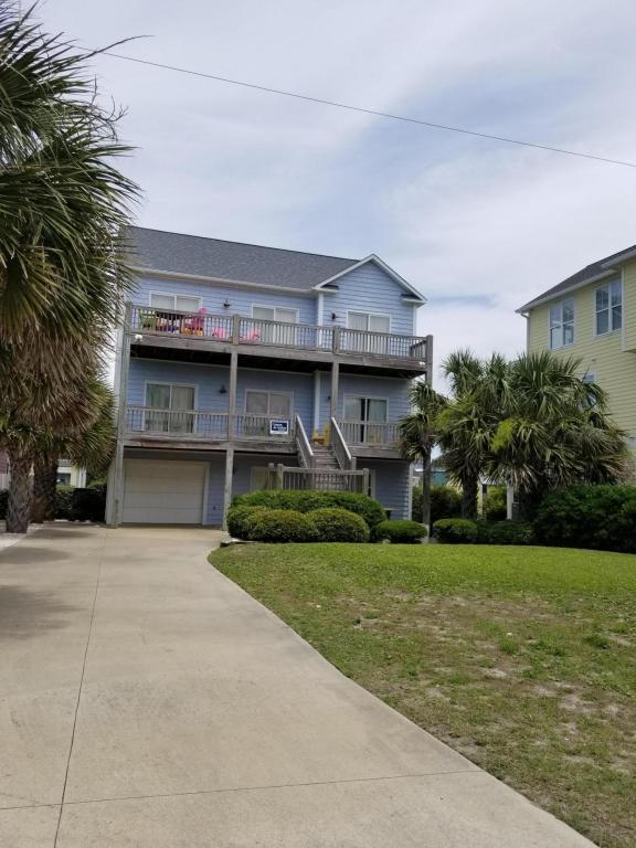 103 Asbury Avenue, Atlantic Beach, NC 28512 (MLS #100069771) :: Century 21 Sweyer & Associates