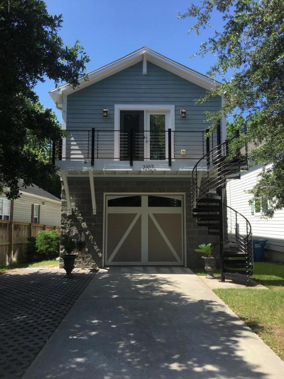 2107 Metts Avenue, Wilmington, NC 28403 (MLS #100069852) :: David Cummings Real Estate Team