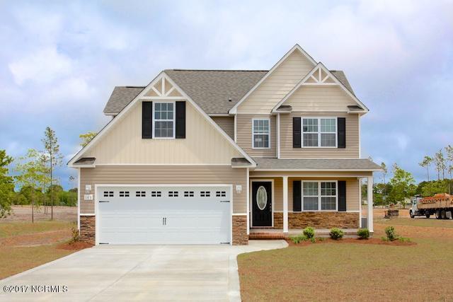 423 Mccall Lot 100, Jacksonville, NC 28540 (MLS #100069909) :: RE/MAX Essential