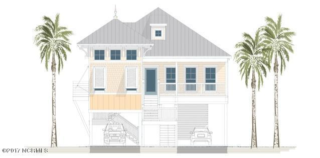 108 NE 50th Street, Oak Island, NC 28465 (MLS #100069927) :: RE/MAX Essential