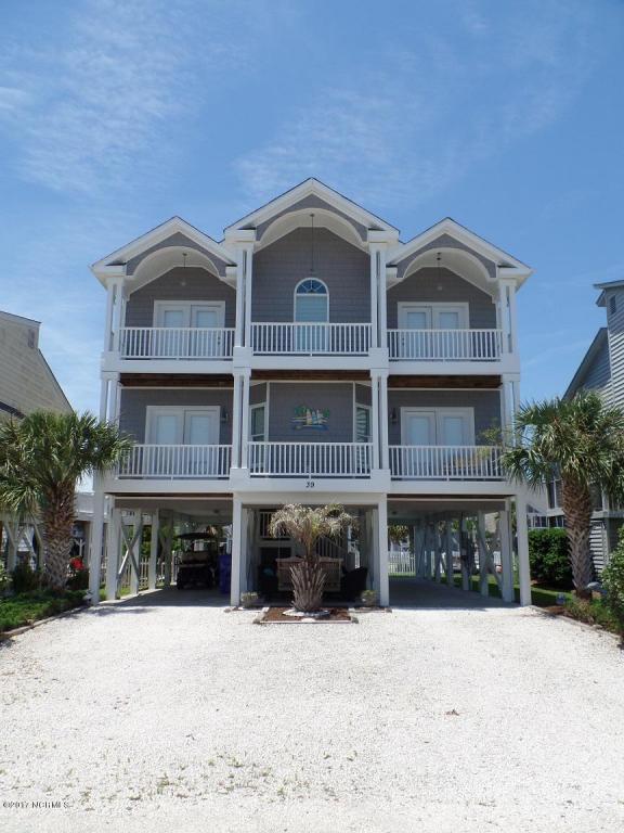 39 Union Street, Ocean Isle Beach, NC 28469 (MLS #100070478) :: RE/MAX Essential
