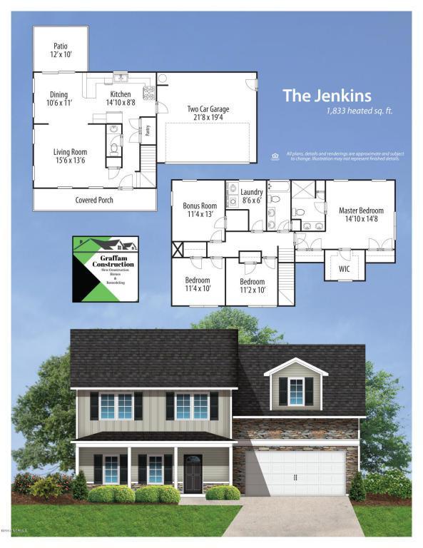 270 Marsh Haven Drive, Sneads Ferry, NC 28460 (MLS #100071025) :: Century 21 Sweyer & Associates