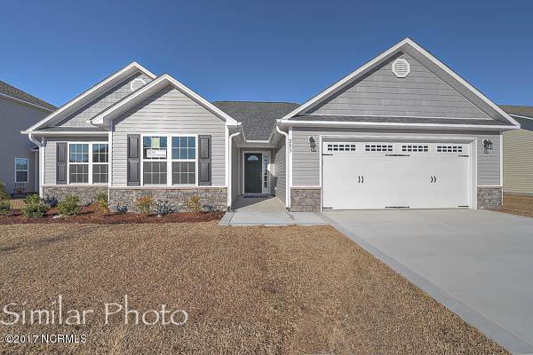 309 Strut Lane, Richlands, NC 28574 (MLS #100071416) :: Century 21 Sweyer & Associates