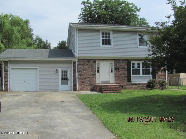 202 Estate Drive, Jacksonville, NC 28540 (MLS #100071673) :: Century 21 Sweyer & Associates