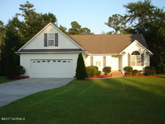 204 Marie Court, Havelock, NC 28532 (MLS #100071818) :: Century 21 Sweyer & Associates