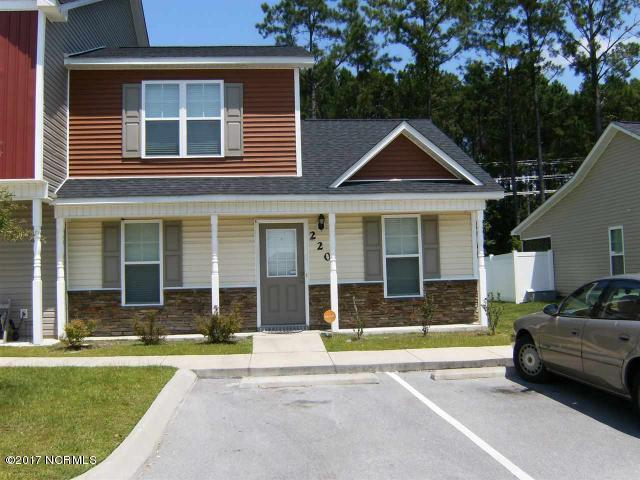 220 Caldwell Loop, Jacksonville, NC 28546 (MLS #100072920) :: Terri Alphin Smith & Co.