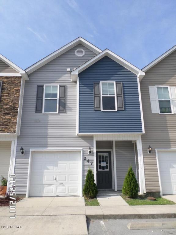 247 Caldwell Loop, Jacksonville, NC 28546 (MLS #100074599) :: Century 21 Sweyer & Associates