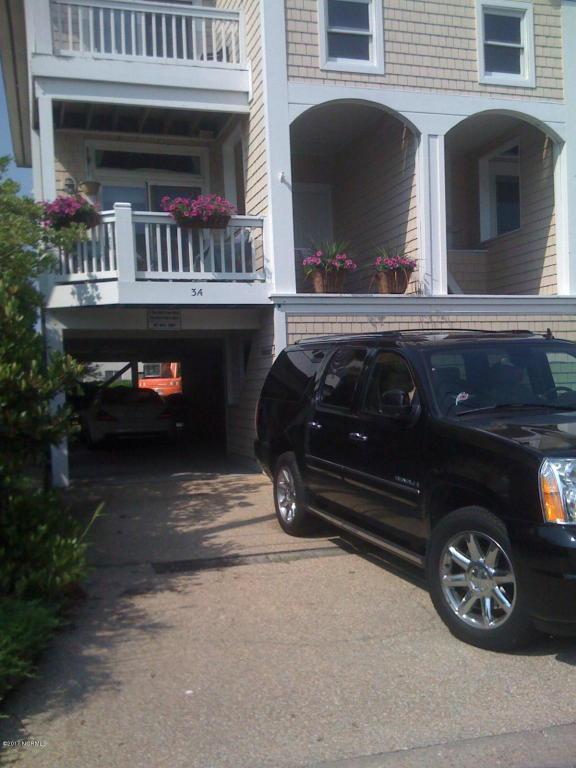 3 W Henderson Street W A, Wrightsville Beach, NC 28480 (MLS #100074936) :: The Keith Beatty Team