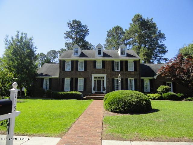 115 Tweed Drive, Jacksonville, NC 28540 (MLS #100075113) :: Century 21 Sweyer & Associates