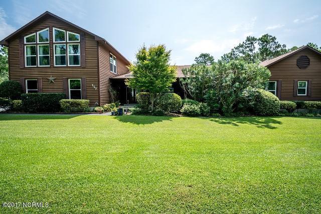 157 Deep Bay Drive, Newport, NC 28570 (MLS #100075576) :: Century 21 Sweyer & Associates