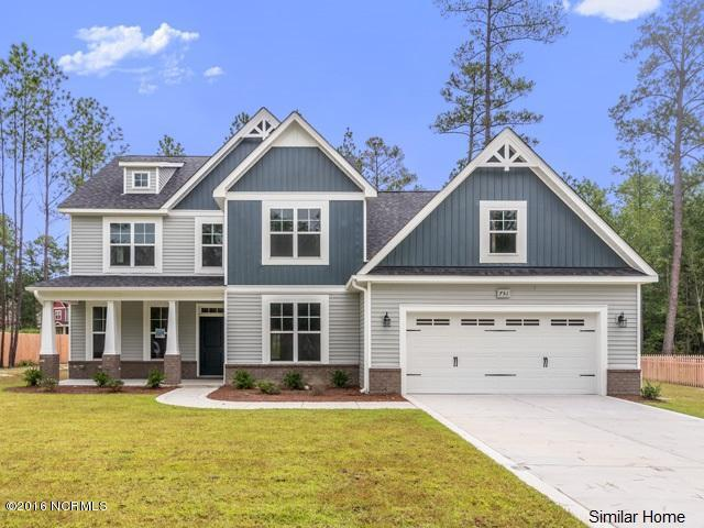 6049 Otter Tail Trail, Wilmington, NC 28412 (MLS #100075604) :: Century 21 Sweyer & Associates
