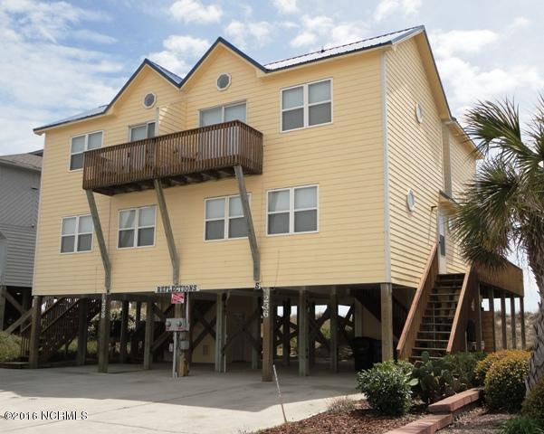 236 Oceano Vista Drive, North Topsail Beach, NC 28460 (MLS #100075783) :: Terri Alphin Smith & Co.