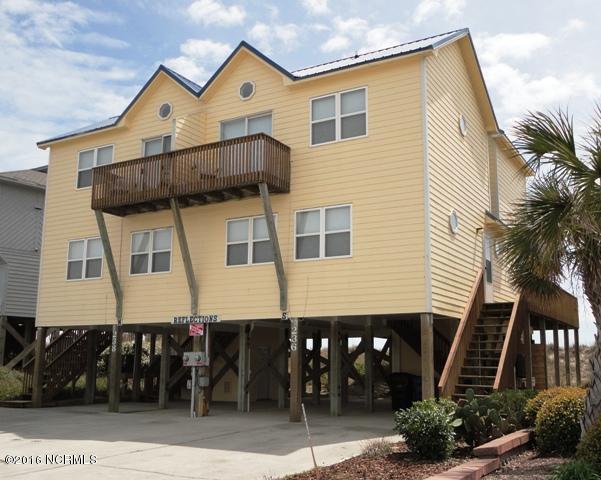 238 Oceano Vista Drive, North Topsail Beach, NC 28460 (MLS #100075791) :: Terri Alphin Smith & Co.