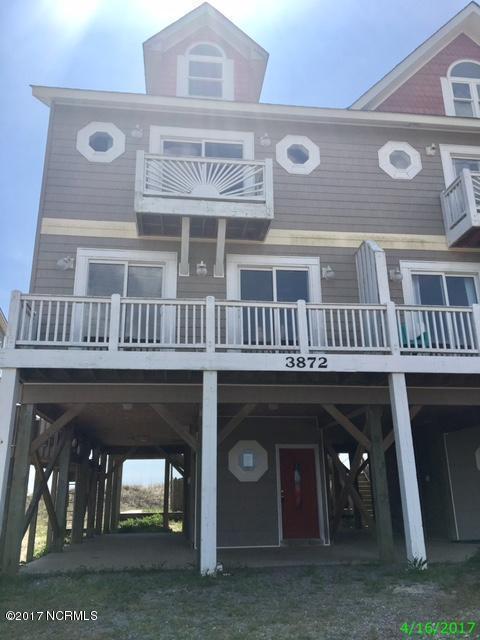 3872 Island Drive, North Topsail Beach, NC 28460 (MLS #100075847) :: Terri Alphin Smith & Co.