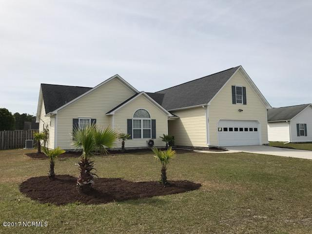 1601 Cotswald Court, Wilmington, NC 28411 (MLS #100076210) :: David Cummings Real Estate Team