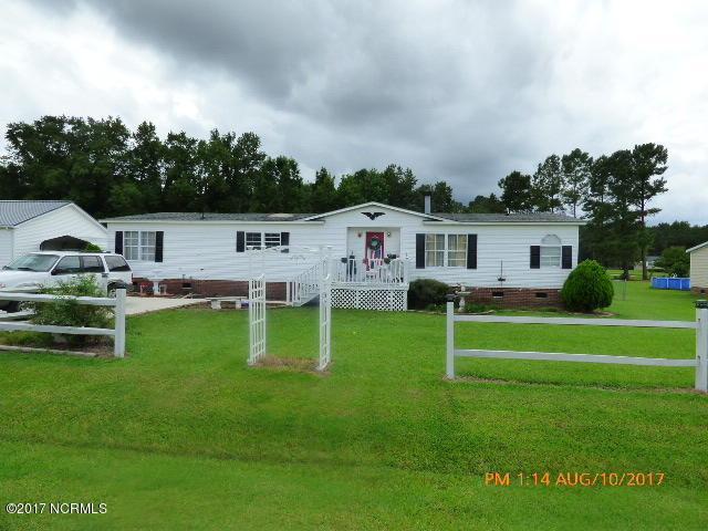 109 Buckskin Drive, Maysville, NC 28555 (MLS #100077123) :: Terri Alphin Smith & Co.