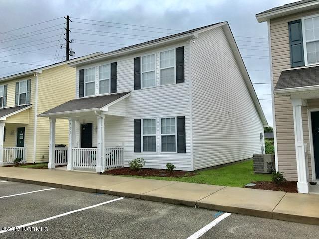 505 Shortfin Drive, Wilmington, NC 28405 (MLS #100077148) :: Century 21 Sweyer & Associates