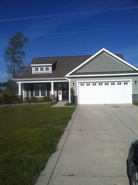 209 Gelynda Court, Holly Ridge, NC 28445 (MLS #100077235) :: Century 21 Sweyer & Associates