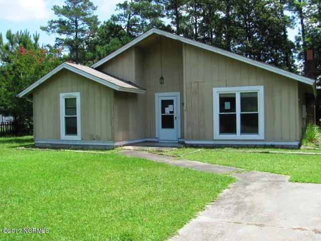 515 S Pine Cone Lane, Jacksonville, NC 28546 (MLS #100077273) :: Century 21 Sweyer & Associates