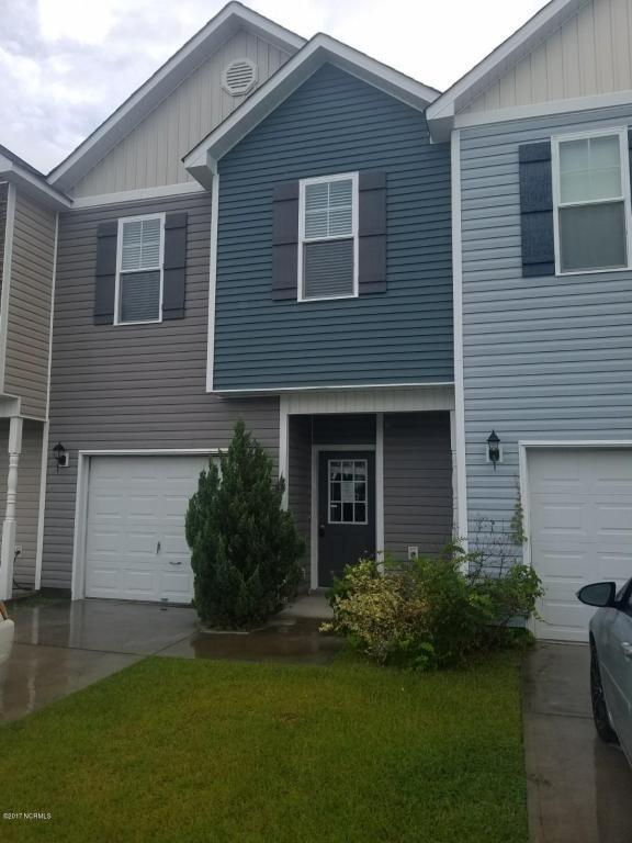 303 Cedar Island Trail, Holly Ridge, NC 28445 (MLS #100077544) :: Century 21 Sweyer & Associates
