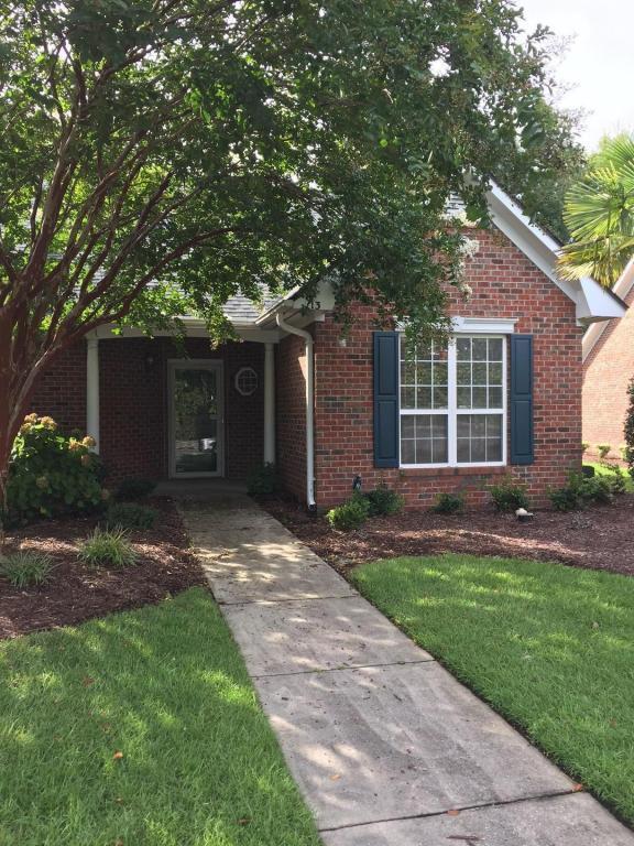 1600 Sturdivant Drive #13, Wilmington, NC 28403 (MLS #100077595) :: Century 21 Sweyer & Associates
