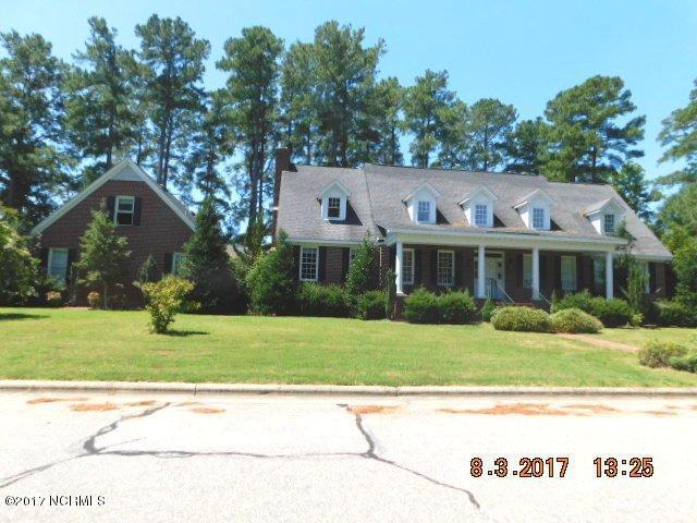 3201 Jennings Farm Drive NW, Wilson, NC 27896 (MLS #100077681) :: Century 21 Sweyer & Associates