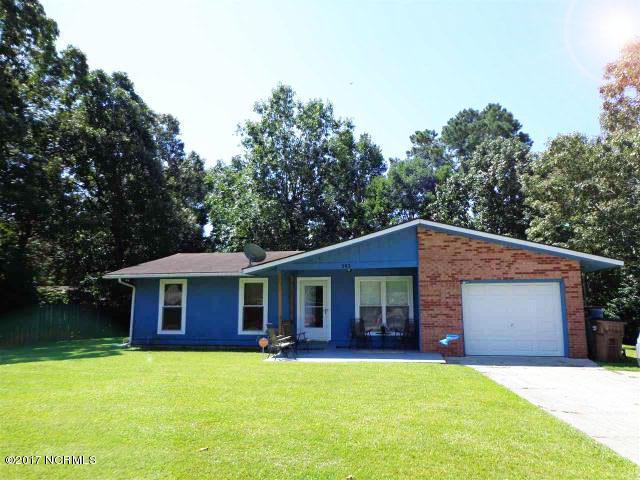 303 Walnut Creek Drive, Jacksonville, NC 28546 (MLS #100077862) :: Terri Alphin Smith & Co.