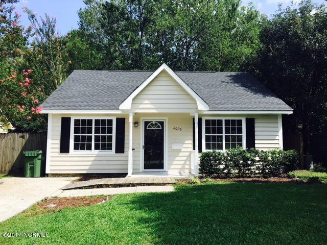 4005 Fawn Creek Drive, Wilmington, NC 28409 (MLS #100077961) :: Century 21 Sweyer & Associates