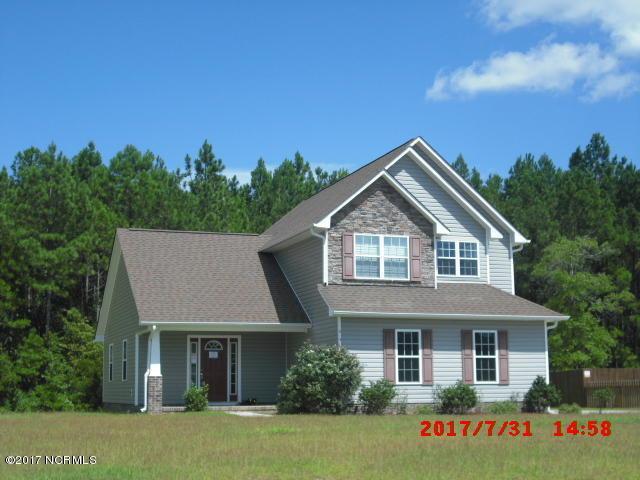 313 Springcreek Court, Hubert, NC 28539 (MLS #100078007) :: Courtney Carter Homes