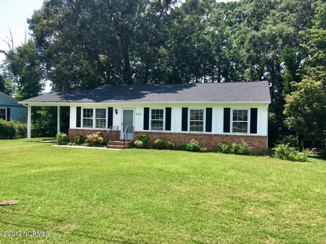 731 W Phillips Drive, Swansboro, NC 28584 (MLS #100078146) :: Courtney Carter Homes