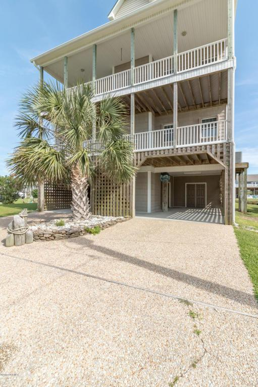 703 Trade Winds Drive, North Topsail Beach, NC 28460 (MLS #100078188) :: RE/MAX Essential