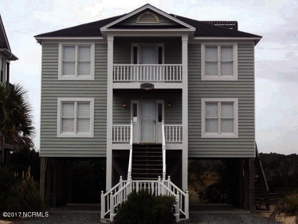 740 Ocean Boulevard W, Holden Beach, NC 28462 (MLS #100078221) :: RE/MAX Essential