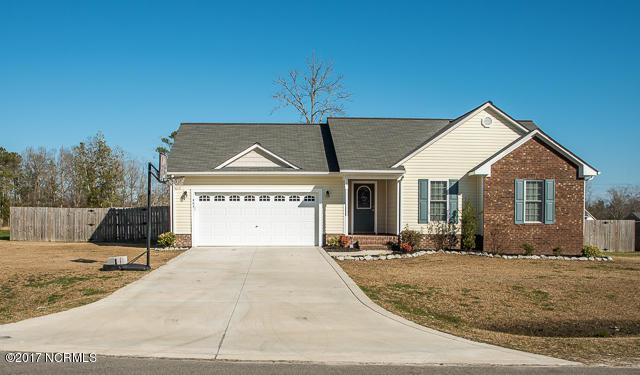 407 Mccall Drive, Jacksonville, NC 28540 (MLS #100078764) :: The Keith Beatty Team