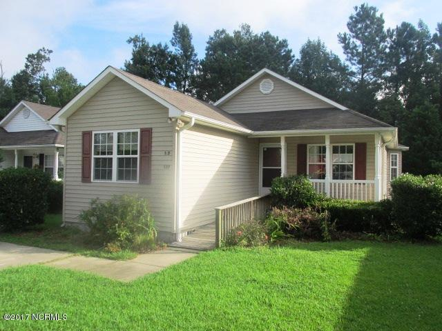 137 Buckskin Drive, New Bern, NC 28562 (MLS #100078909) :: Century 21 Sweyer & Associates
