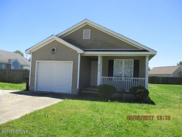 4110 Huntsmoor Lane, Wilson, NC 27896 (MLS #100079031) :: Century 21 Sweyer & Associates