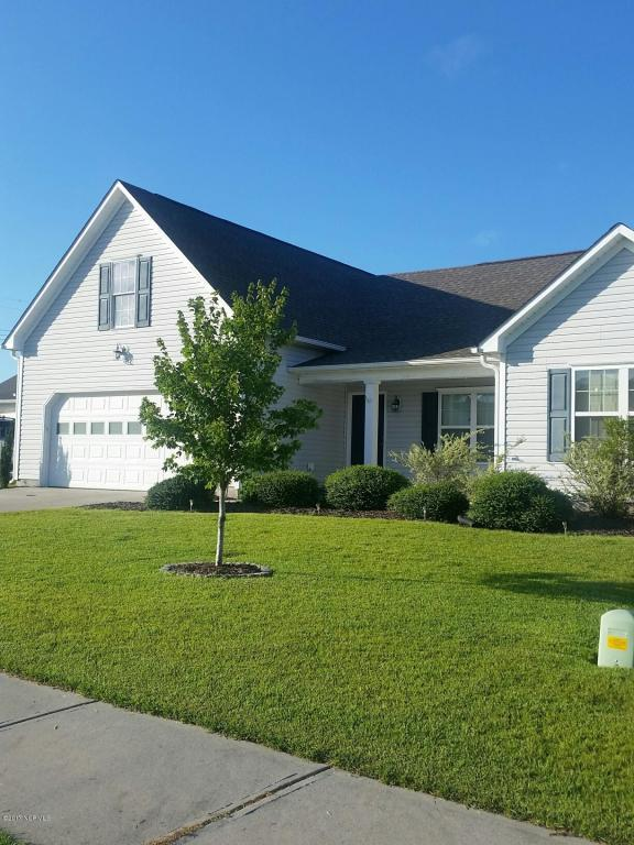412 Tree Court, Holly Ridge, NC 28445 (MLS #100079164) :: Century 21 Sweyer & Associates
