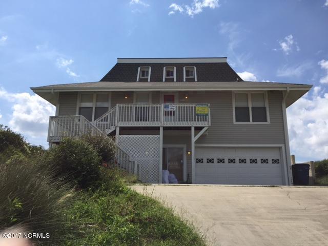 7313 Ocean Drive, Emerald Isle, NC 28594 (MLS #100079343) :: Century 21 Sweyer & Associates
