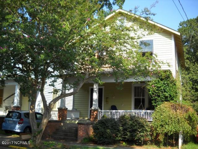 116 N Bonner Street, Washington, NC 27889 (MLS #100079419) :: Century 21 Sweyer & Associates