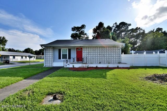 301 Henderson Drive, Jacksonville, NC 28540 (MLS #100079807) :: Century 21 Sweyer & Associates