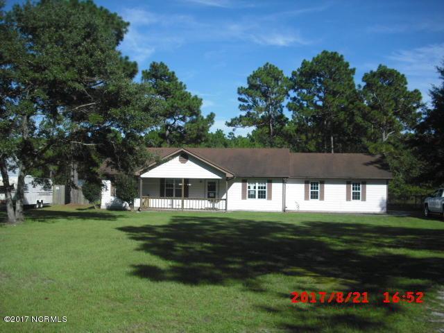 353 Highway 172, Hubert, NC 28539 (MLS #100079852) :: Century 21 Sweyer & Associates