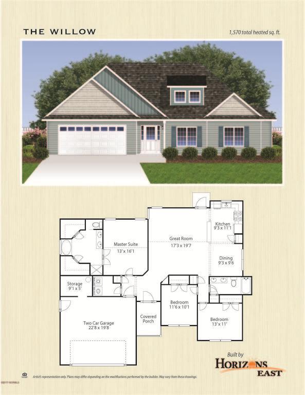 L9 Tree Hill Lane, Hubert, NC 28539 (MLS #100080012) :: Century 21 Sweyer & Associates