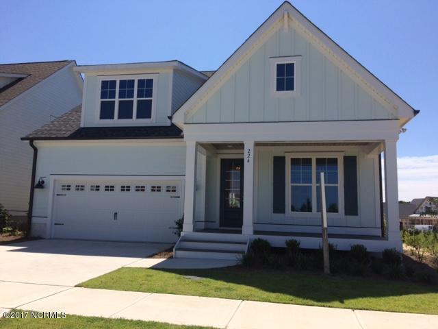 224 Trawlers Way, Wilmington, NC 28412 (MLS #100080138) :: David Cummings Real Estate Team