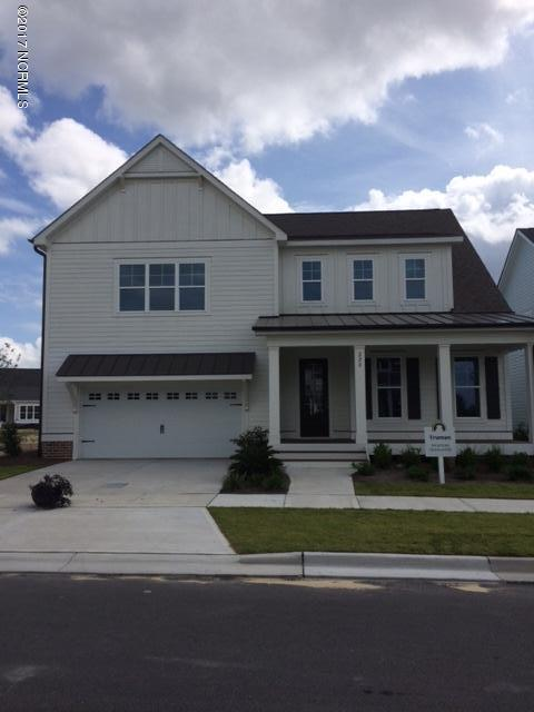 228 Trawlers Way, Wilmington, NC 28412 (MLS #100080194) :: David Cummings Real Estate Team