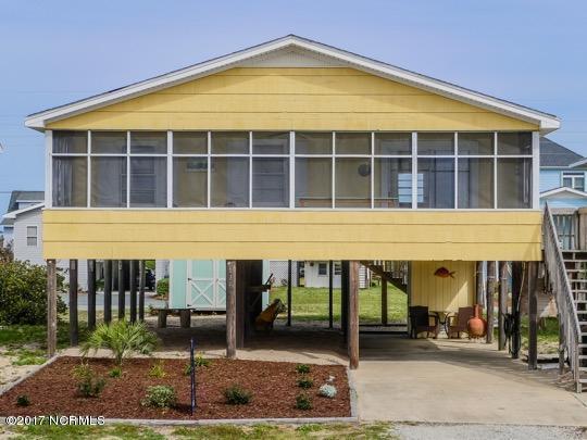 1024 Ocean Boulevard, Topsail Beach, NC 28445 (MLS #100080321) :: Century 21 Sweyer & Associates
