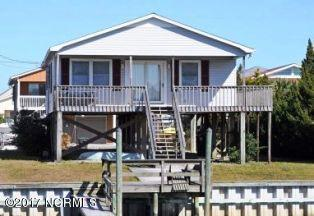 123 Mcleod Avenue, Topsail Beach, NC 28445 (MLS #100080658) :: Century 21 Sweyer & Associates