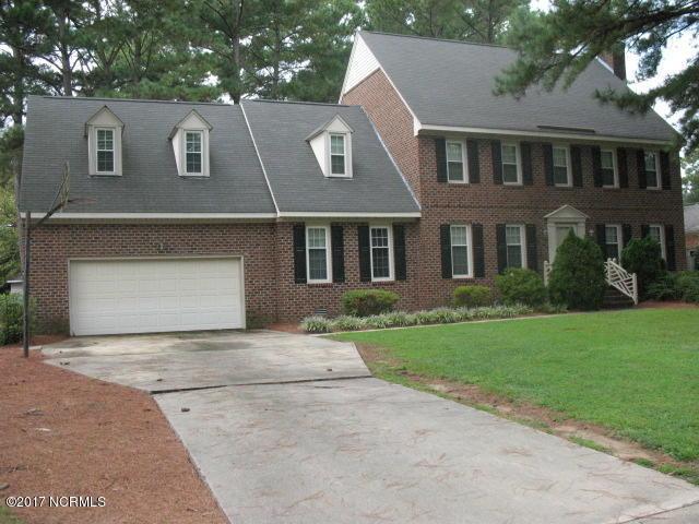 1719 Waterford Drive NW, Wilson, NC 27896 (MLS #100080968) :: Century 21 Sweyer & Associates
