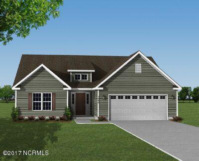 2664 Rhinestone Drive, Winterville, NC 28590 (MLS #100080998) :: Century 21 Sweyer & Associates