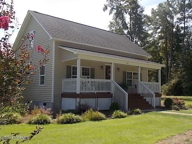 190 Stoney Cut Road, Maysville, NC 28555 (MLS #100081116) :: Donna & Team New Bern